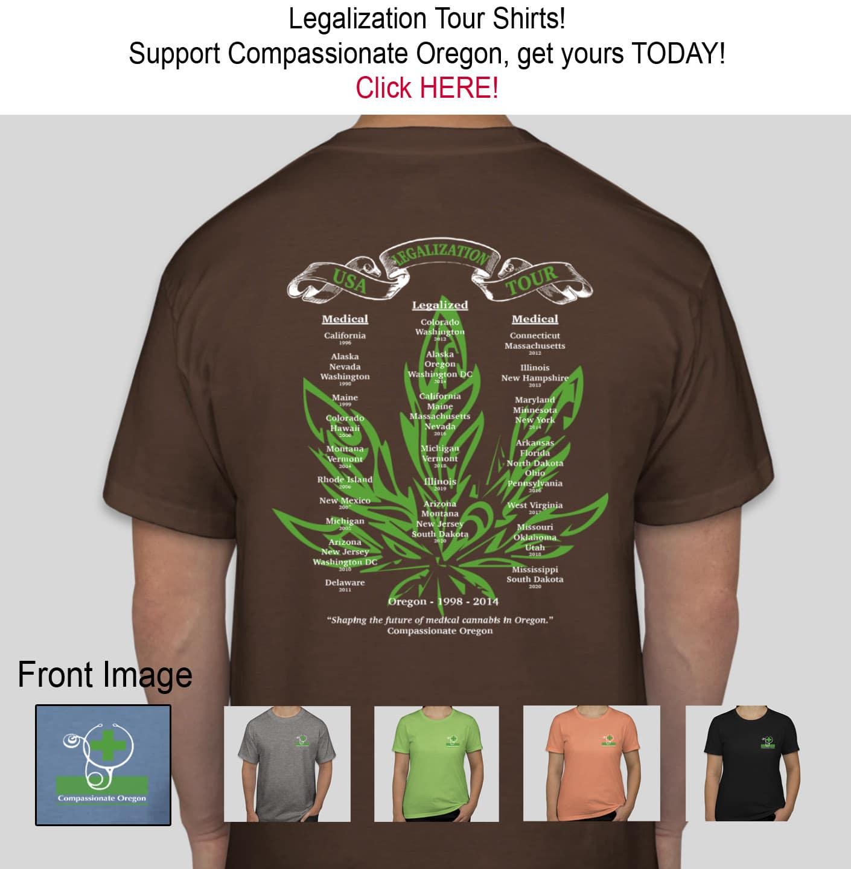 CompassionateOregon.org - Protecting Medical Marijuana